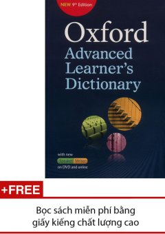 Oxford Advanced Learner's Dictionary 9th Edition (kèm DVD-ROM)