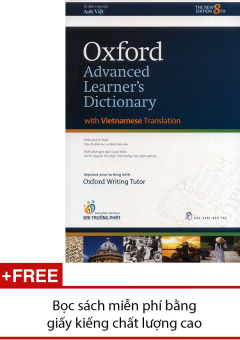 Oxford Advanced Learner's Dictionary Anh - Việt (bìa mềm)