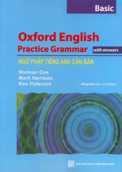 Oxford English Practice Grammar - Basic (kèm CD)