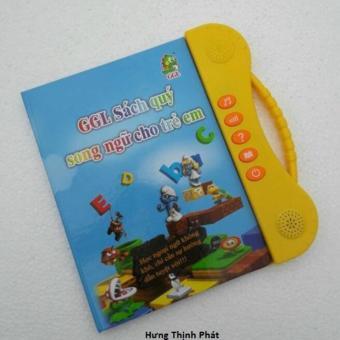 Ebook Sách điện tử Song ngữ ANh Việt PDF
