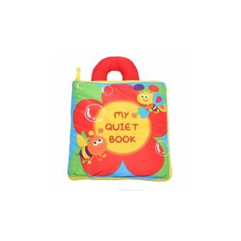 Sách vải giáo dục cho trẻ nhỏ