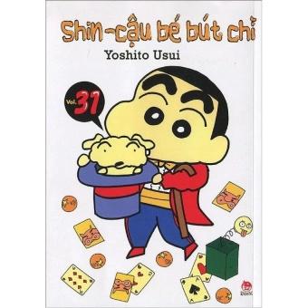 Shin- Cậu bé bút chì- Tập 31 (Truyện ngắn)