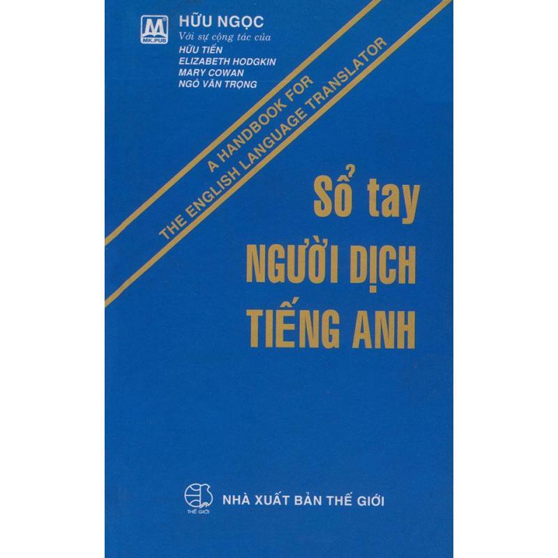 Mua Sổ tay người dịch tiếng Anh
