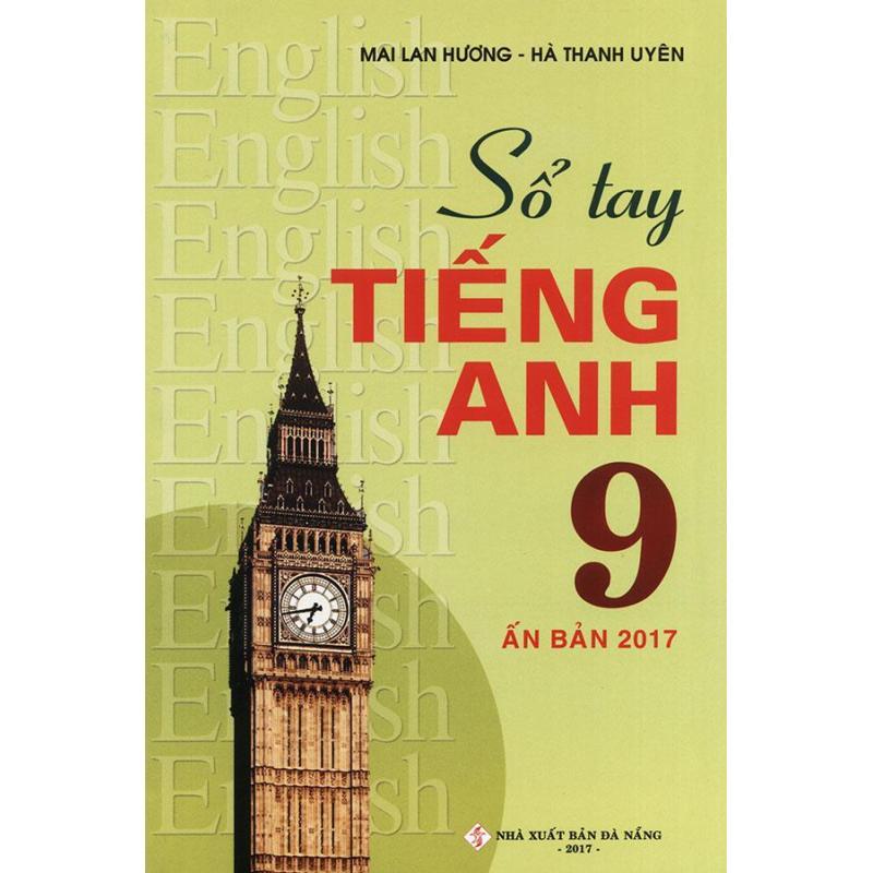 Mua Sổ tay tiếng Anh lớp 9 - Mai Lan Hương (Ấn bản 2017)