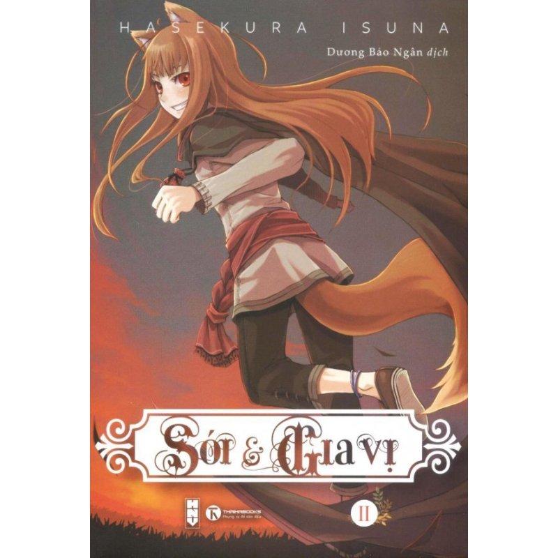 Mua Sói Và Gia Vị - Tập 2 - Hasekura Isuna,Dương Bảo Ngân