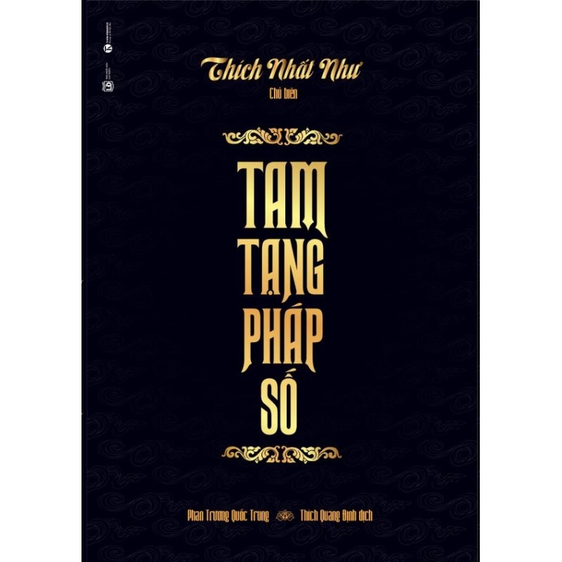 Mua Tam Tạng Pháp Số - Thích Quang Định,Thích Nhất Như