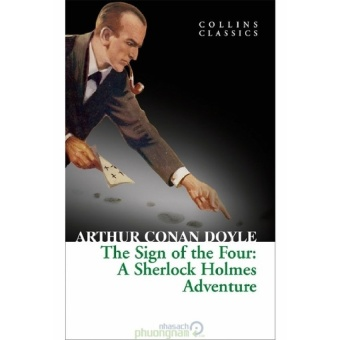 The Sign of the Four: A Sherlock Holmes Adventure (Collins Classics) - 8685177 , PH186MEAA7CL8AVNAMZ-13589000 , 224_PH186MEAA7CL8AVNAMZ-13589000 , 53000 , The-Sign-of-the-Four-A-Sherlock-Holmes-Adventure-Collins-Classics-224_PH186MEAA7CL8AVNAMZ-13589000 , lazada.vn , The Sign of the Four: A Sherlock Holmes Adventure (Co