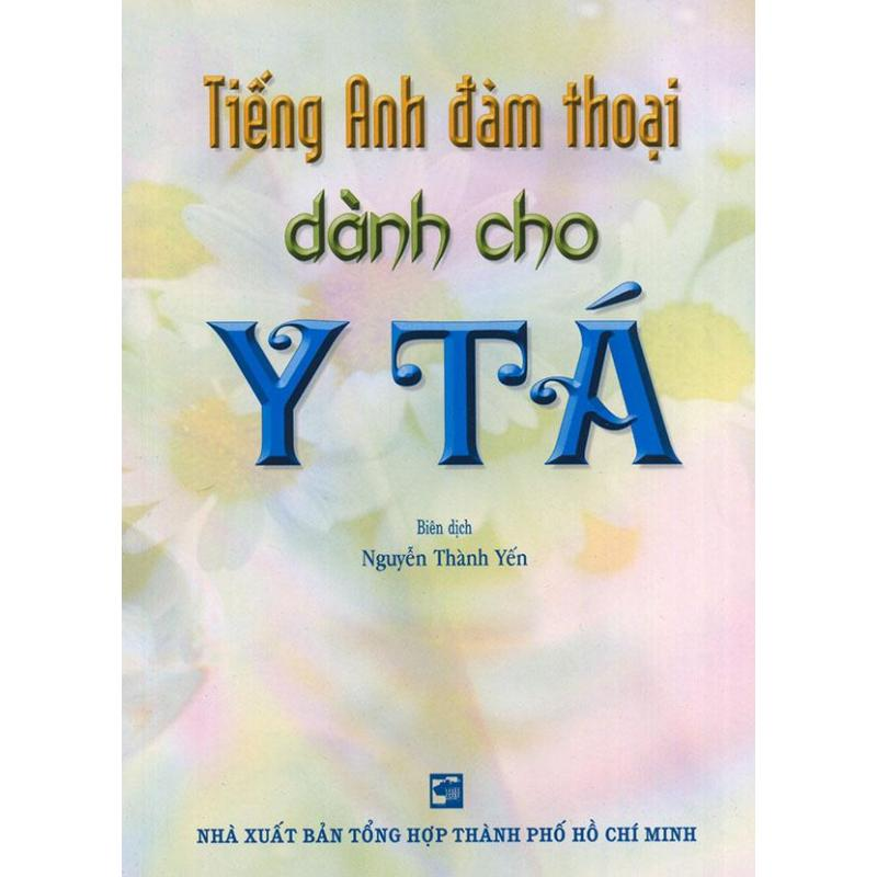 Mua Tiếng Anh đàm thoại dành cho Y Tá