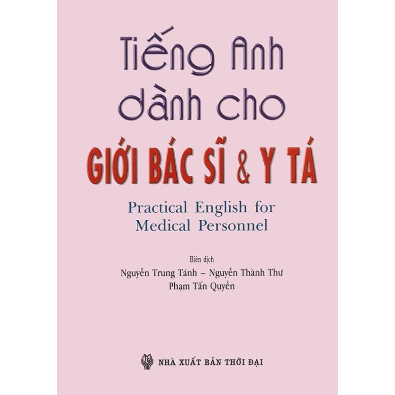 Mua Tiếng Anh dành cho giới Bác Sĩ & Y Tá
