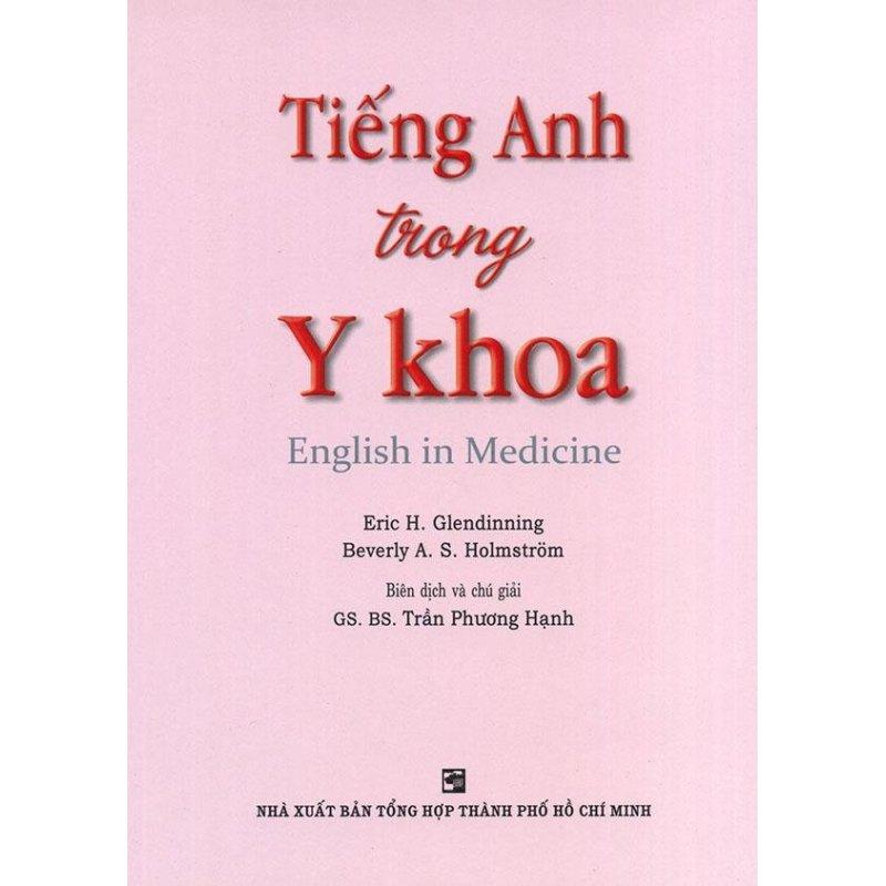 Mua Tiếng Anh trong Y Khoa (kèm CD)
