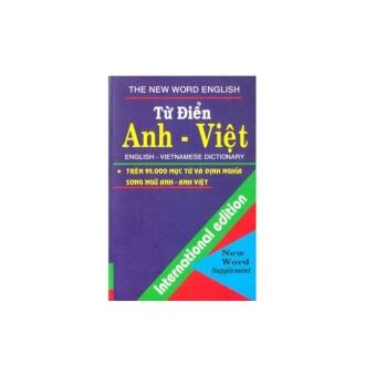Ebook Từ Điển Anh - Việt (Trên 95.000 Mục Từ Và Định Nghĩa Song Ngữ Anh -Anh Việt) PDF