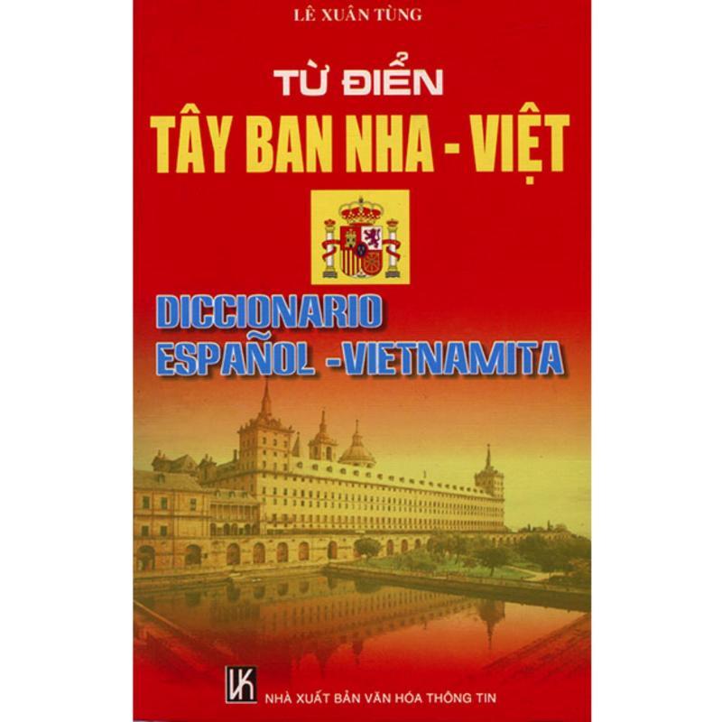 Mua Từ điển Tây Ban Nha – Việt