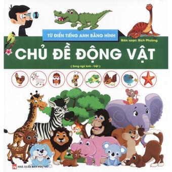 Ebook Từ điển tiếng Anh bằng hình - Chủ đề động vật PDF