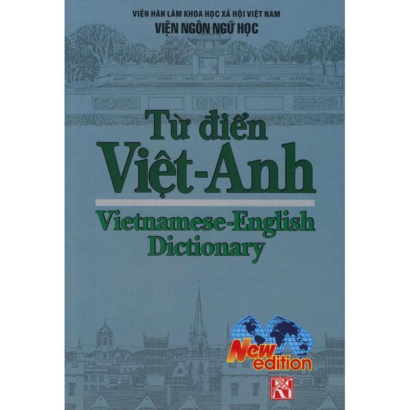 Mua Từ điển Việt – Anh (Viện ngôn ngữ học)