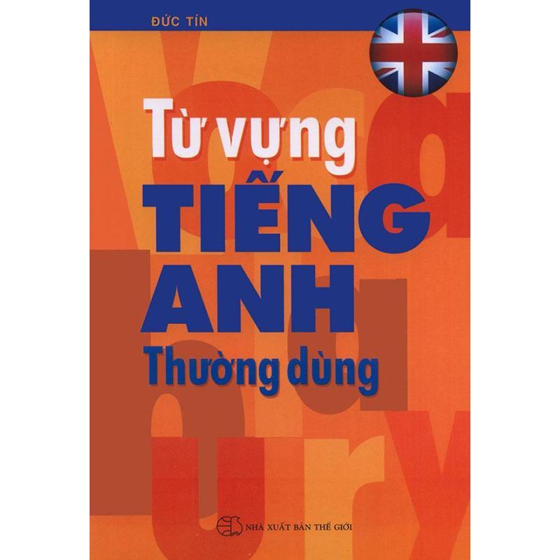 Mua Từ vựng tiếng Anh thường dùng