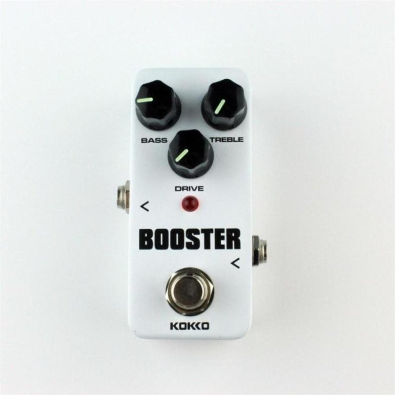 Ustore Fbs-2 Mini Overdrive Guitar Effect Pedal Guitar Two Segmenteq Effect Device - intl
