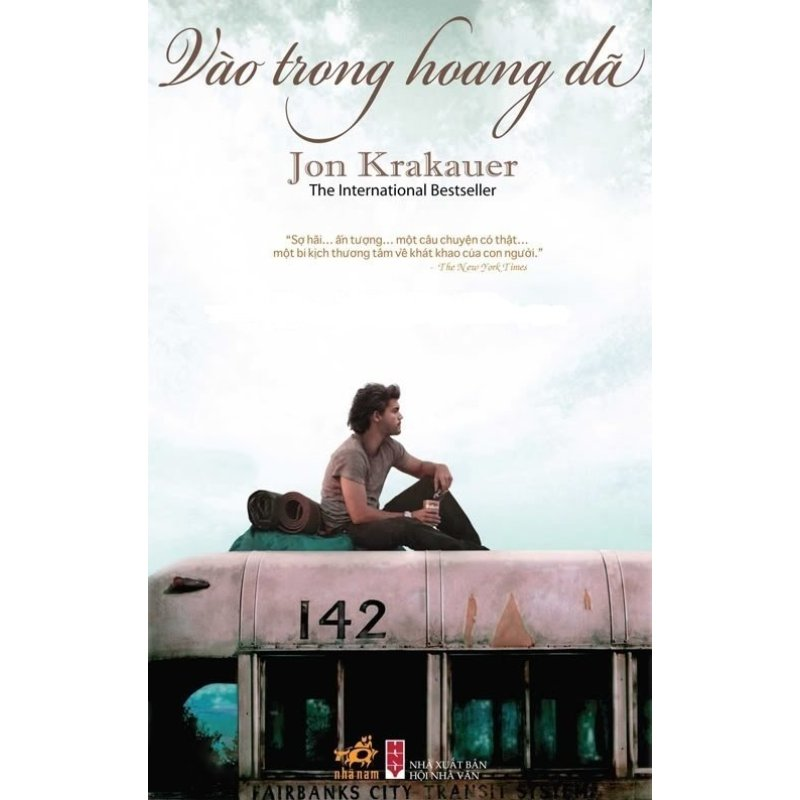 Mua Vào trong hoang dã (tái bản 2015) - Jon Krakauer