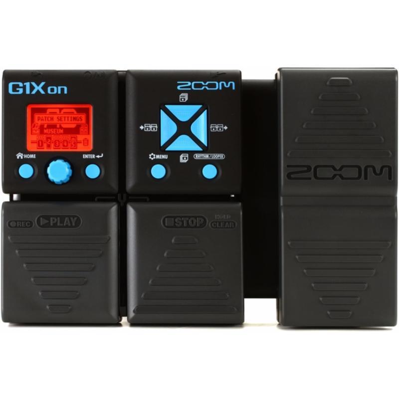 Zoom G1Xon Phơ bàn Guitar giá rẻ