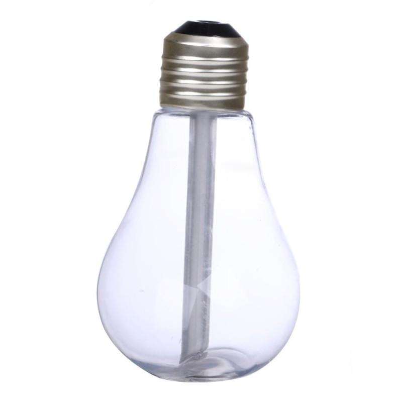 Bảng giá 400ml Clean Type Of Colorful Light Bulb Humidifier DC 5V - intl