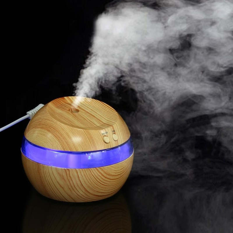 Bảng giá Air Aroma Essential Oil Diffuser LED Ultrasonic Aroma Aromatherapy Humidifier - intl