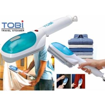 Bàn ủi hơi nước cầm tay Tobi -TV (Trắng Xanh)