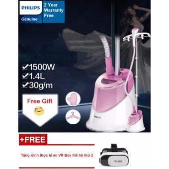 Bàn ủi hơi nước đứng Philips GC504 (Hồng) - Hàng nhập khẩu + Tặng01 Kính thực tế ảo VR Box thế hệ thứ 2 - 8689882 , PH846HAAA4VJA0VNAMZ-8985257 , 224_PH846HAAA4VJA0VNAMZ-8985257 , 2390000 , Ban-ui-hoi-nuoc-dung-Philips-GC504-Hong-Hang-nhap-khau-Tang01-Kinh-thuc-te-ao-VR-Box-the-he-thu-2-224_PH846HAAA4VJA0VNAMZ-8985257 , lazada.vn , Bàn ủi hơi nước đứng P