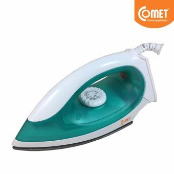 Bàn ủi khô COMET CM1126 (Xanh ngọc)