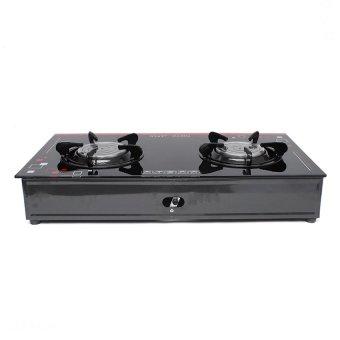 Bếp ga đôi hồng ngoại Legend LG-7014AGM - 4