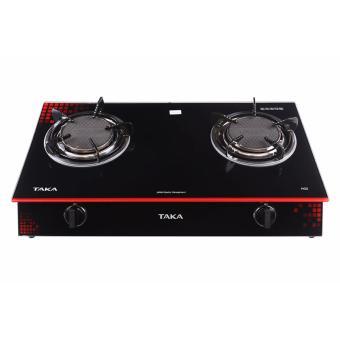 Bếp ga dương ngoại Taka HG5 (Đen + Đỏ)