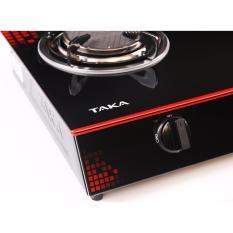 bếp gas dương hồng ngoại TAKA HG5 + Tặng van NAMILUX tự động, dây inox dẫn gas chống chuột cắn trị giá 280.000