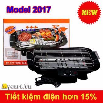 Bếp nướng điện không khói Model 2017 tiết kiệm 15% điện năng