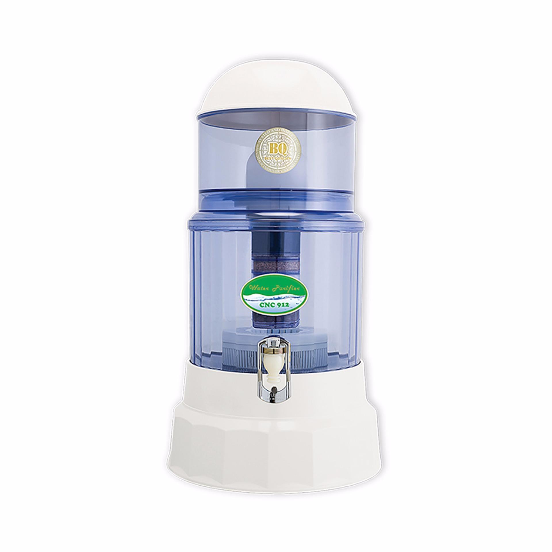 Bình Lọc nước 14 lit CNC(Clear)