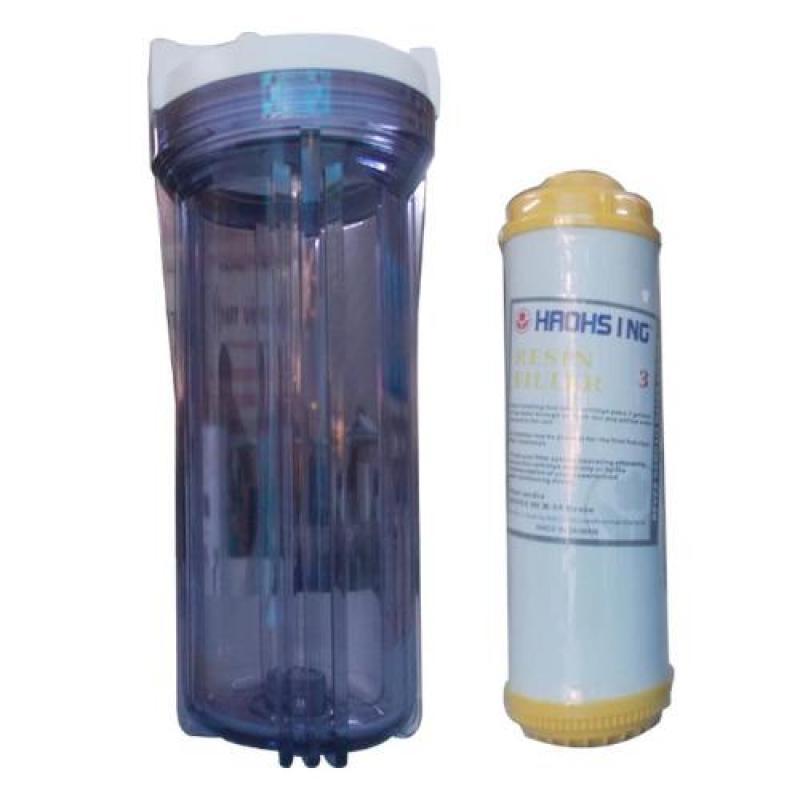 Bộ 2 Thiết bị xử lý nước Canxi, cặn đá vôi