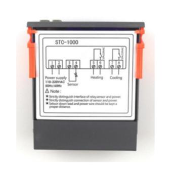 Bộ điều khiển nhiệt độ đóng mở điện stc 1000