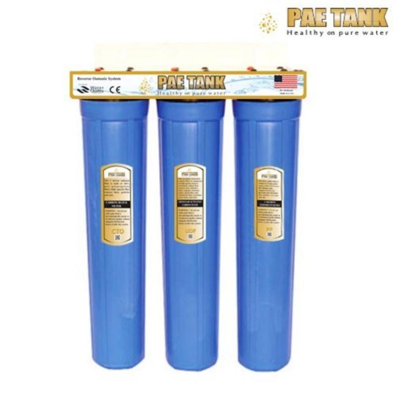 Bộ lọc nước sinh hoạt 3 cấp  20'' (Xanh dương)