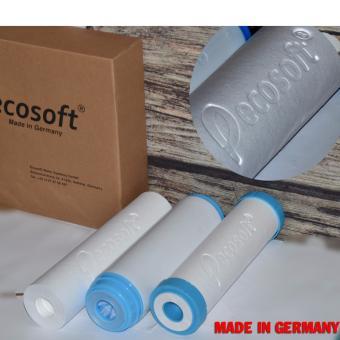 Bộ lõi lọc nhập khẩu ĐỨC dành cho máy RO Ecosoft (trắng)