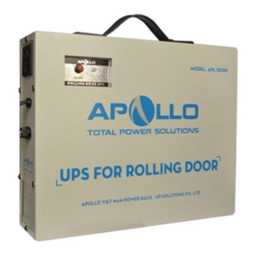 Bộ lưu điện cửa cuốn APL2000 (Xám)