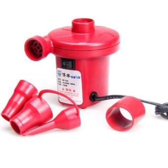 Bơm hút chân không Wenbo 2 chiều hút - xả (Đỏ)