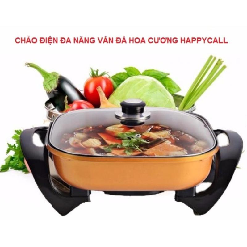 CHẢO LẨU ĐIỆN  HAPPY CALL ( VÀNG )