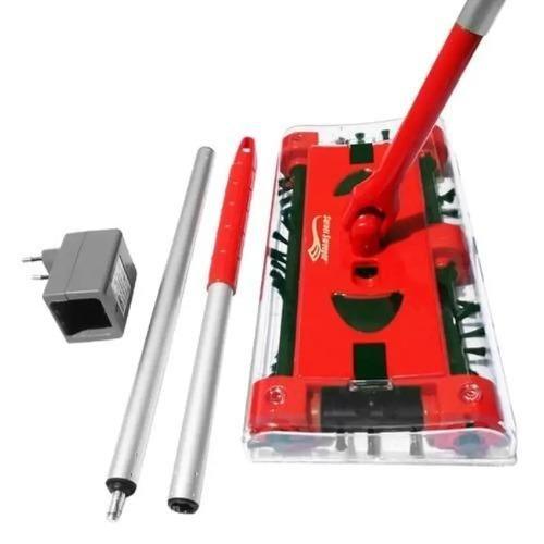 Chổi điện quét nhà không dây Swivel Sweeper G6 (Đỏ dưa hấu)