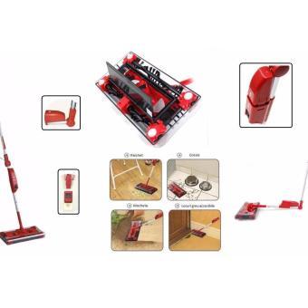 Chổi quét nhà không dây thông minh, hút sạch mọi loại rác