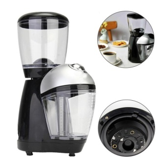 Cocotina 220V Electric Automatic Coffee Bean Mill Grinder Maker Machine Kitchen Tool New - intl