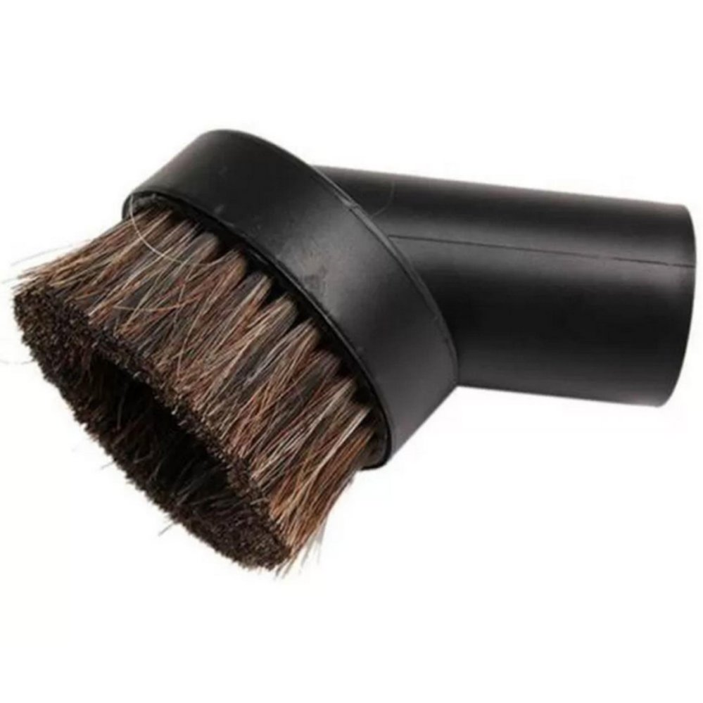 Cocotina Horse Hair Round Dusting Brush Dust Tool Attachment fr Vacuum Cleaner Round 32mm - intl