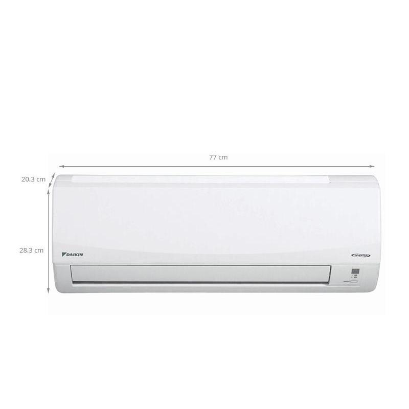 Bảng giá Điều hòa 2 chiều Daikin FTXM25HVMV 9.000BTU Inverter
