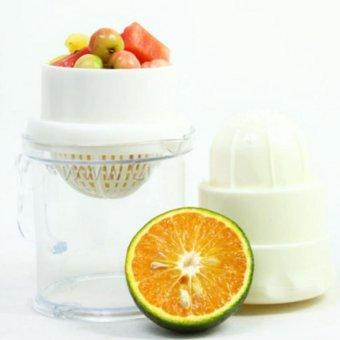 Dụng cụ vắt nước cam và ép trái cây Smart Store (Trắng)