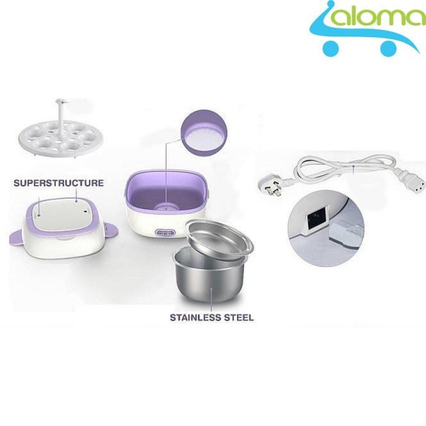 Hộp cơm hâm nóng điện Electric Lunch Box ELB-02