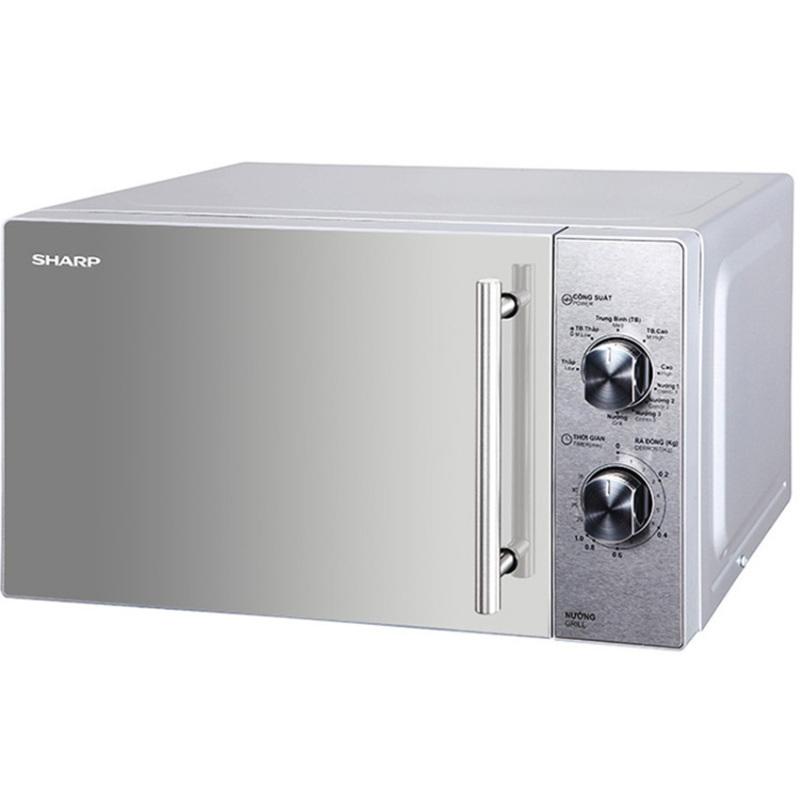 Lò vi sóng điện tử Sharp R-G227VN-M 20L
