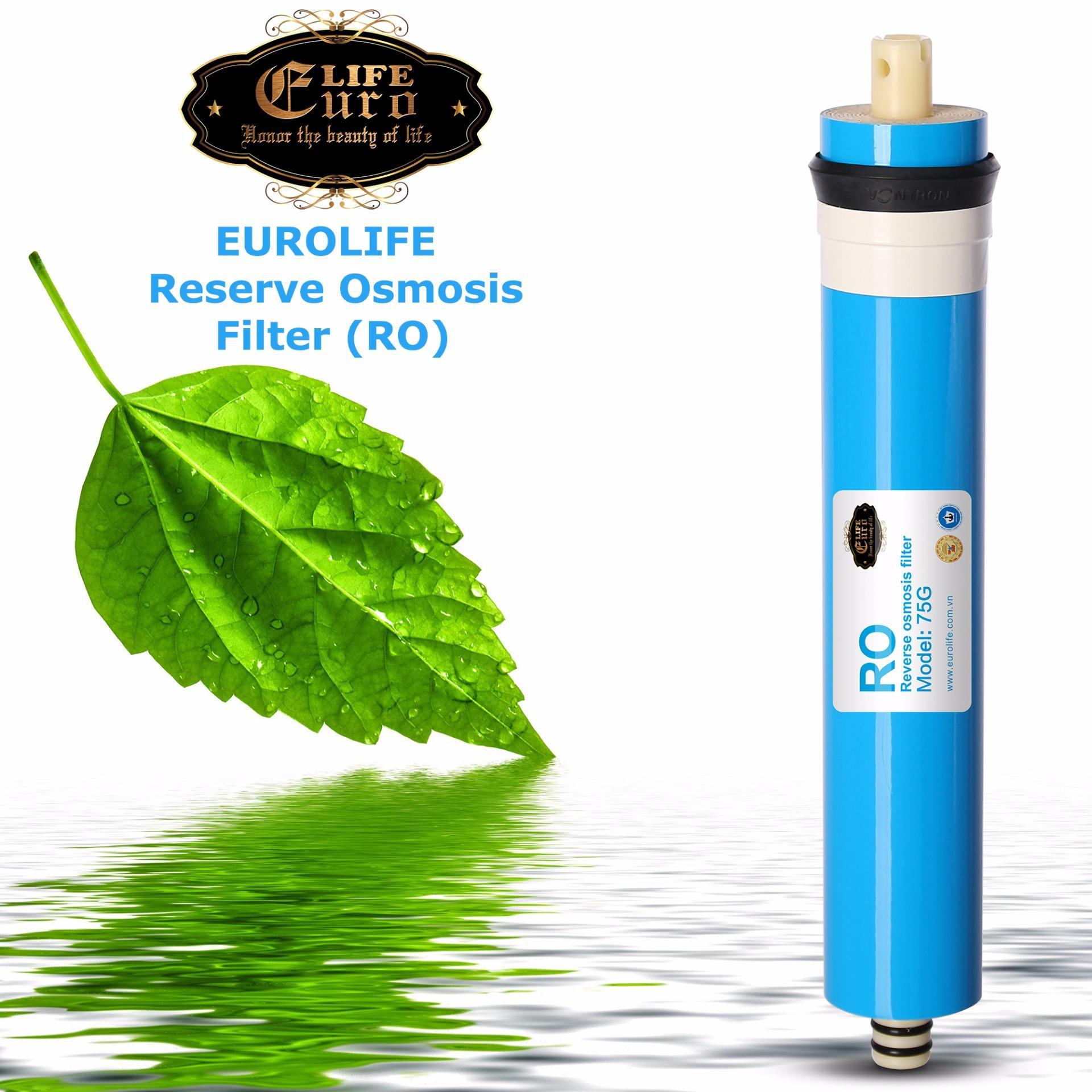Lõi lọc RO dùng cho máy lọc RO Eurolife ( Reverse Osmosis filter)