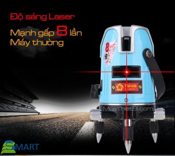 Máy cân bằng laser - đánh thăng bằng cân mực laze SIMI Fukuda 5 Tia EK-488 DPC-Li
