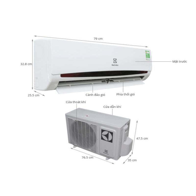 Bảng giá Máy điều hòa Electrolux ESM09CRF 9000BTU (Trắng)